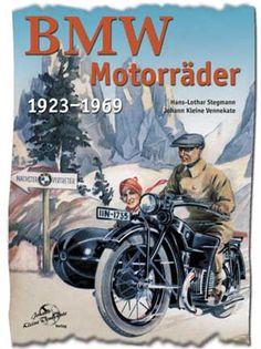 Affiches anciennes Motos BMW - Motos, art et culture