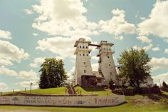 Irish Hills Towers, located in Lenawee County, southeastern Michigan!