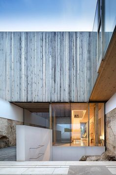 Bosc d'en Pep Ferrer - Marià Castelló · Architecture Space Gallery, Urban Landscape, Amazing Architecture, Urban Design, Luxury Homes, House Plans, Real Estate, House Design, Island