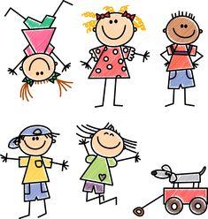 Free Dog Line Drawing & Dog Images - Pixabay Art Drawings For Kids, Doodle Drawings, Drawing For Kids, Painting For Kids, Cartoon Drawings, Easy Drawings, Doodle Art, Art For Kids, Crafts For Kids