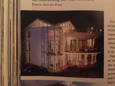 Contemporary Style Architecture & Home Design