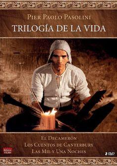 Trilogía de la vida [Recurso electronico] : El Decameron, Los cuentos de Canterbury, Las mil y una noches / Pier Paolo Pasolini