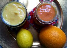 Citrom és Narancs krém ( egyszerű és gazdaságos) - Csupasüti