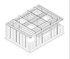 Image Result For Flat Roof Joist Construction