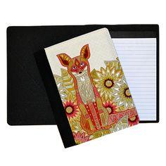 www.bespo.co.uk sharonturner store products garden-fox-notebook