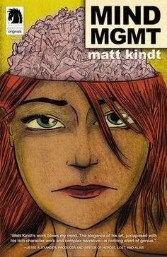 Mind MGMT #1 (Matt Kindt cover) :: Profile :: Dark Horse Comics