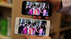 iPhone 6 & Plus video watching