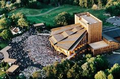 Top 10 Things to Do in the Washington, DC Capital Region: Attend a Concert at Wolftrap Farm Park