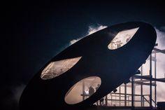 Didzis Jaunzems Architecture builds earthworm-inspired pavilion in Latvia