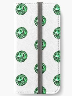 """""""The JellyPearl No.03"""" iPhone Wallet by Asmo Turunen. #design #iphonewallet #iphonecase #atcreativevisuals"""