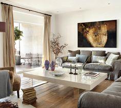 IVORY ESCAPES - Alquiler temporal de apartamentos de lujo en Madrid, Barrio de Salamanca, con servicios complementarios.
