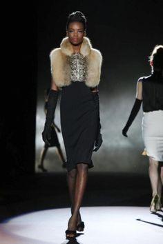 Badgley Mischka Fall Winter Ready To Wear 2013 New York