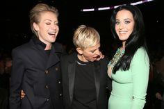 Ellen Degeneres ...   too funny