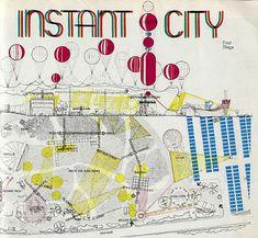 instant city archigram