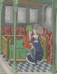 « La geste ou histore du noble roy Alixandre, roy de Macedonne, » traduite d'un « livre rimet,... intitulé l'Istore Alixandre, » par ordre de « Jchan de Bourgongne, conte d'Estampes » Date d'édition : 1401-1500 Type : manuscrit Langue : Français