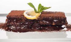 Receta de Tarta de galletas con crema de chocolate y lima   Cookie cake with chocolate and lime cream