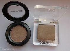 Mac honesty, catrice mr coppers field