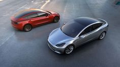 The $35,000 Tesla Model 3 in pictures