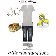 Out & About, created by allisonsnoonday on Polyvore
