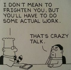 Love this! Dilbert