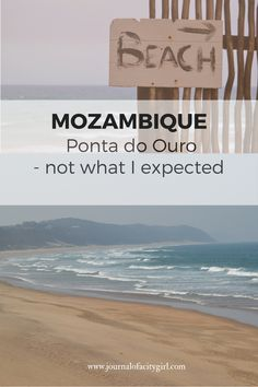 Mozambique, Ponta do Ouro