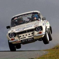 Classic Car News Pics And Videos From Around The World Escort Mk1, Ford Escort, Ford Capri, Sport Cars, Race Cars, Motor Sport, Wheel In The Sky, Cj Jeep, Automobile