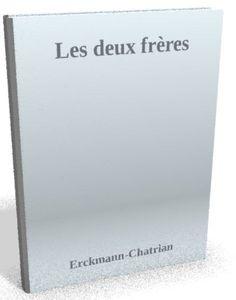 Téléchargez le sur @ebookaudio:  Les deux frères ...   http://ebookaudio.myshopify.com/products/les-deux-freres-erckmann-chatrian-livre-audio?utm_campaign=social_autopilot&utm_source=pin&utm_medium=pin  #livreaudio #shopify #ebook #epub #français