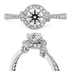 """""""Optima"""" Hearts on fire collection at Jackson's Jewelers"""