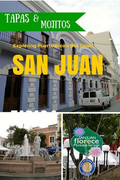 San Juan is a really fun place to visit and if you can afford the air, a nice place to embark on a cruise.  The walking tapas and mojitos tour has been one of my favorites and I recommend trying it.