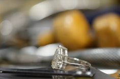 7 carat pear shaped diamond ring,Made in our workshop Pear Shaped Diamond Ring, Cufflinks, Workshop, Jewelry Making, Rings, How To Make, Accessories, Atelier, Work Shop Garage