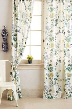 Kalei Curtain - anthropologie.com