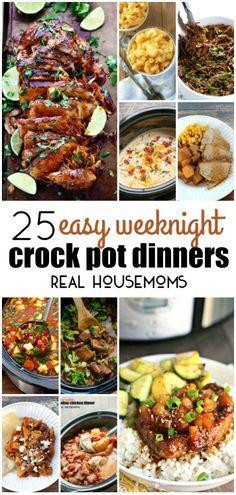 Crock Pot Easy Dinner Crockpot Chicken Recipes The Recipe Rebel. Crockpot Dishes, Crock Pot Slow Cooker, Crock Pot Cooking, Pressure Cooker Recipes, Cooking Recipes, Healthy Recipes, Fast Crock Pot Recipes, Drink Recipes, Cooking Tips