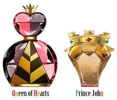 "raveninthevoid:princesshollyofthesouthernisles:rileylaroux:mistahgrundy: ca-tsuka:  ""Disney Villains Perfume"" by japanese artist Ruby Spark.    i saw that one was missing  THE LAST ONE"