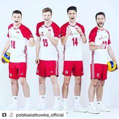 Dziś pierwszy mecz naszej reprezentacji w tym sezonie!  ⏰18:00 Spodek #goPoland My nie możemy się już doczekać! ✊ A Wy jesteście gotowi na te emocje? #TeamPoland #kadra #pierwszymecz #Spodek #Katowice