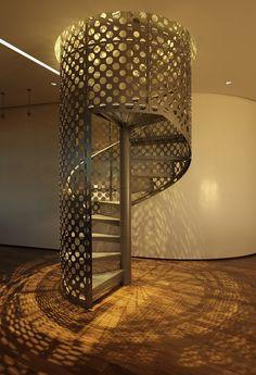 crazy shadows.  Uptown Penthouse / ALTUS Architecture + Design