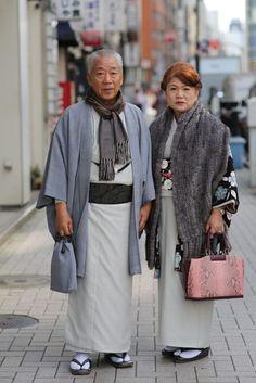 Tokyo couple... Nice