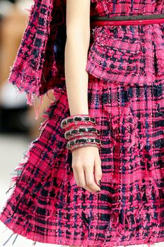 Chanel - S/S 2014