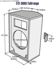 Loudspeaker design : PA Speaker designs by THA Woofer Speaker, Speaker Plans, Music Speakers, Monitor Speakers, Built In Speakers, Subwoofer Box Design, Speaker Box Design, Audio Amplifier, Audiophile