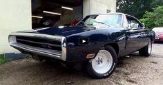 Menacing 1970 Dodge Charger R/T 440 Build | Video