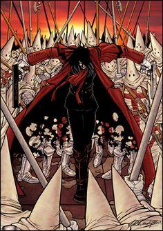 #Hellsing#Alucard