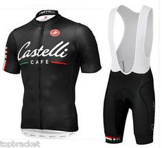 Team castelli cafe #cycling #jersey and bib shorts set (uk #seller),  View more on the LINK: http://www.zeppy.io/product/gb/2/322255151394/