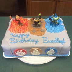 A Skylanders Cake!