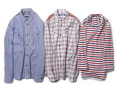 Like these... Junya Watanabe, Men Casual, Spring Summer, Shirt Dress, Pattern, Mens Tops, Winter, Fashion, Winter Time