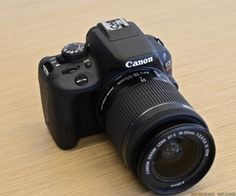 Canon launches EOS Rebel SL1, 'the world's smallest and lightest DSLR' (hands-on)