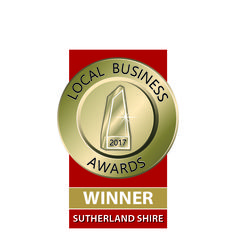 The Local Business Awards Winner