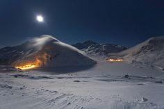 montespluga notturna inverno