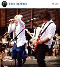 Gerard Way & The Hormones, 2014-08-08