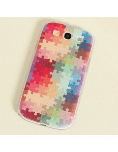 HKGP Special Design Multicolour Colored Drawing Puzzle for iphone 4 & 5 Iphone Deals, Iphone 5se, Cat Urine, Design Case, Phone Covers, Mobiles, Frost, Puzzle, Painting
