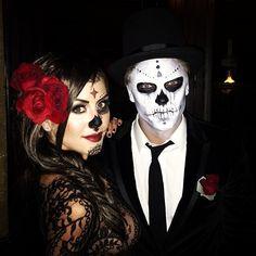 Resultado de imagem para fantasias de casal halloween