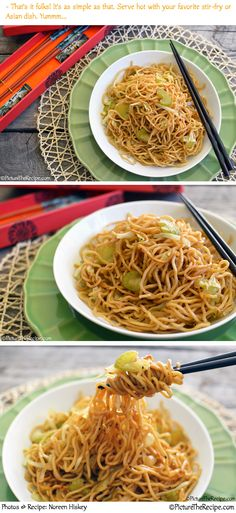 Have made this Chow Mein a few times and have been happy with the results. I change up my vegies and how many different ones I put in everytime but always use the sauce. 7/10 (Panda Express Copycat Recipe)